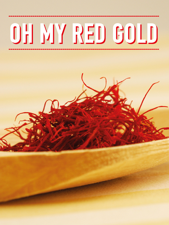 oh my red gold...